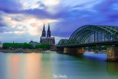 Köln - Kennedy Ufer