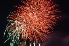 Linz - Feuerwerk