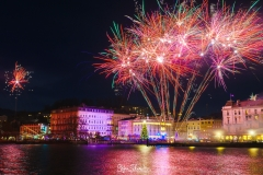 Gmunden - Feuerwerk