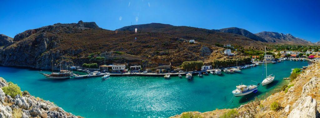 Kalymnos - Vathy