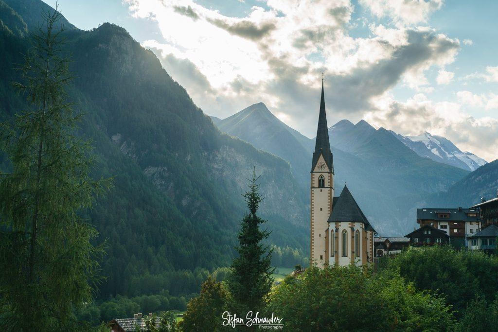 Heiligenblut - Pfarrkirche Heiligenblut
