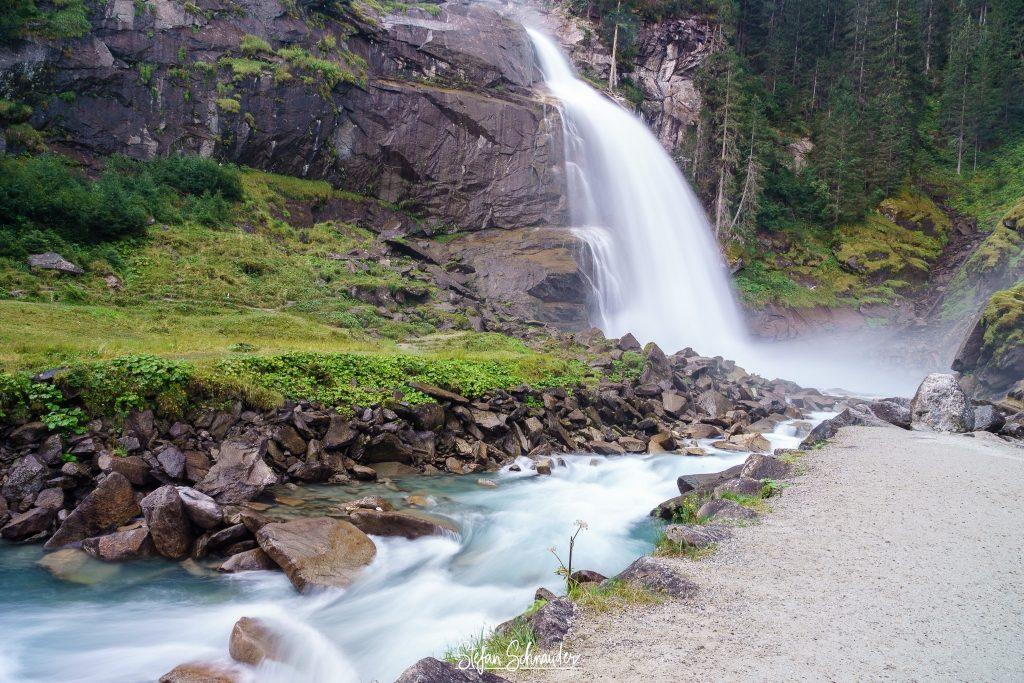 Krimml - Krimmler Wasserfälle