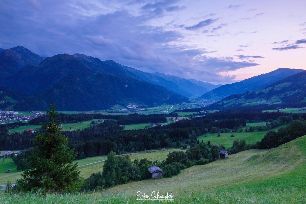 Mittersill - Pass Thurn